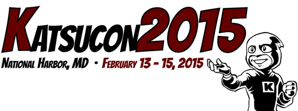 Con Diary: Katsucon 2015