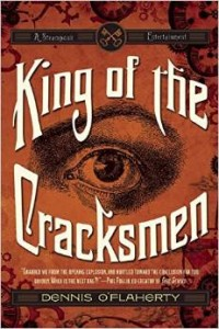 King of the Cracksmen, Dennis O'Flaherty (Night Shade Books, 2015)