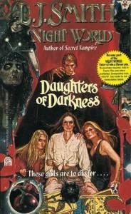 LJ Smith_Nightworld-Daughters of Darkness