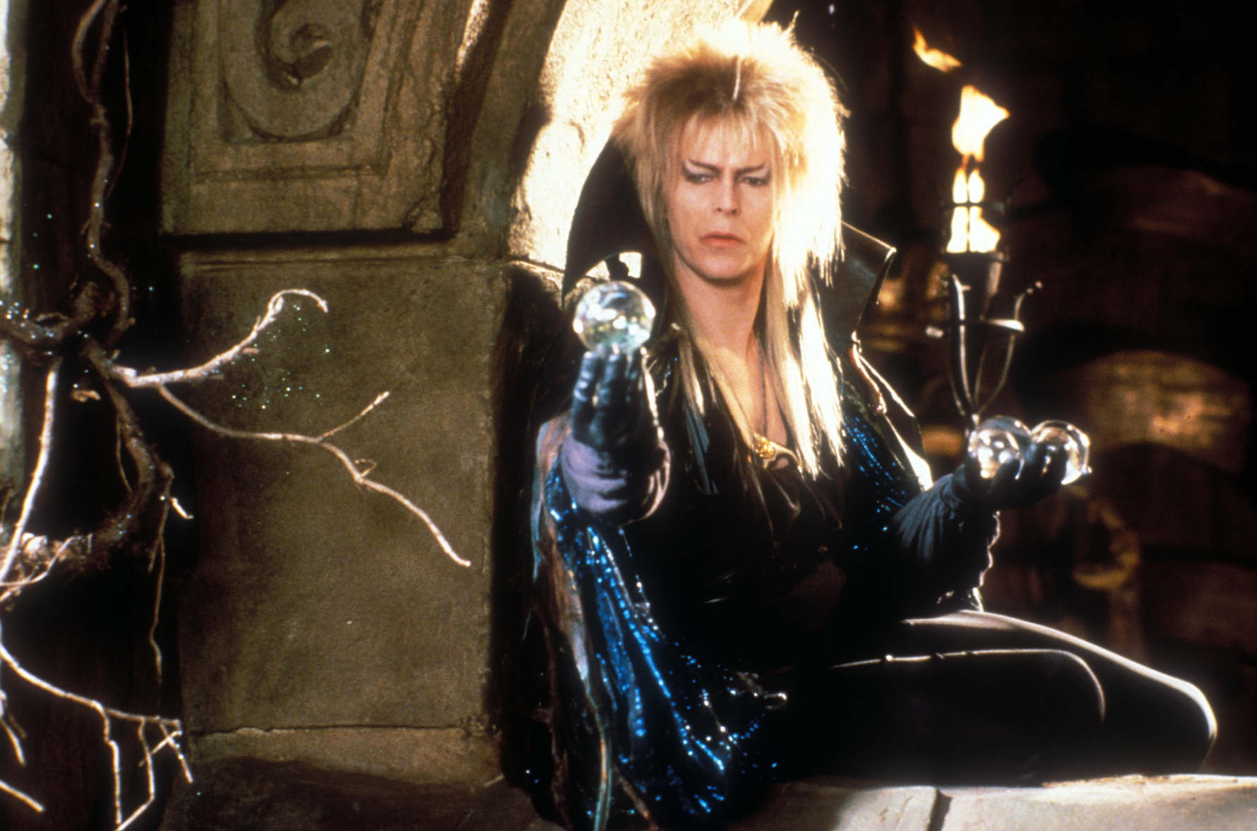 Movies that Shaped Me: Labyrinth - Women Write About Comics Labyrinth David Bowie