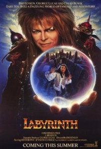 Labyrinth (1986) poster