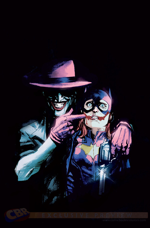 Batgirl Variant June Cover. 2015. DC Comics. Art by Rafael Abuquerque.