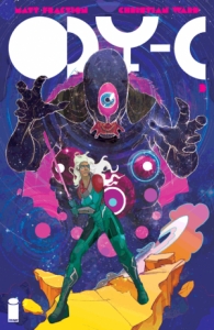 Ody-C #3; Author: Matt Fraction; Artist: Christian Ward; Image Comics, 2015