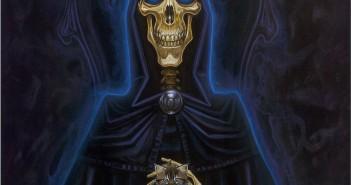 Paul Kidby - Disque Monde - Death