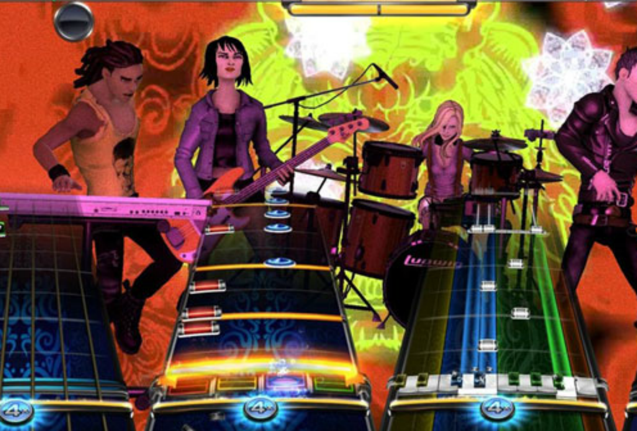 Rock Band 4 and Harmonix Set for Reunion Tour