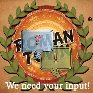 Roman Town input needed image