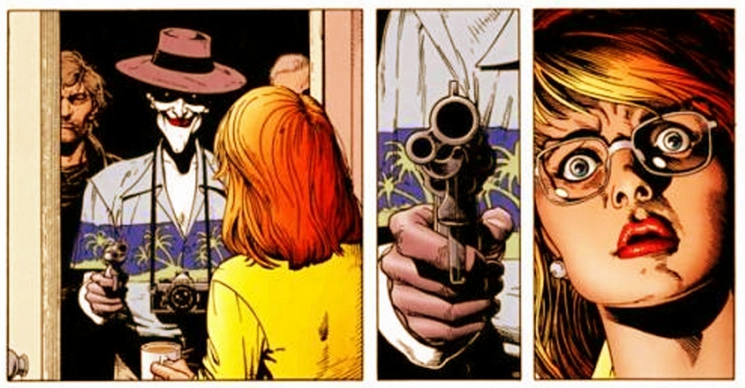 The Killing Joke, Moore/Bolland