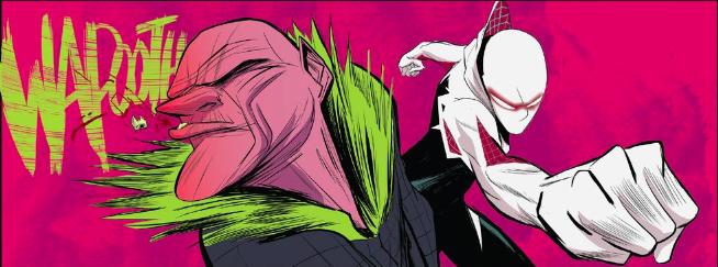 Spider Gwen #3 Robbi Rodriguez Marvel 2015