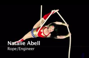 Natalie Abell AI Circus