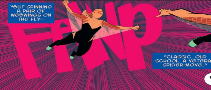 """She's """"Just"""" a Girl: Spider-Gwen #2-3"""