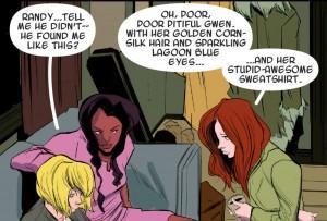 Spider Gwen #2 Robbi Rodriguez 2015 Marvel