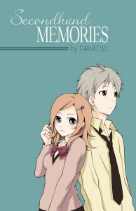 Secondhand Memories by Takatsu, Cover
