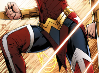 Wonder Woman's New Outfit: Crotch Flap and Confusion