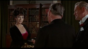 Modesty Blaise movie (1966) starring Monica Vitti and Terence Stamp