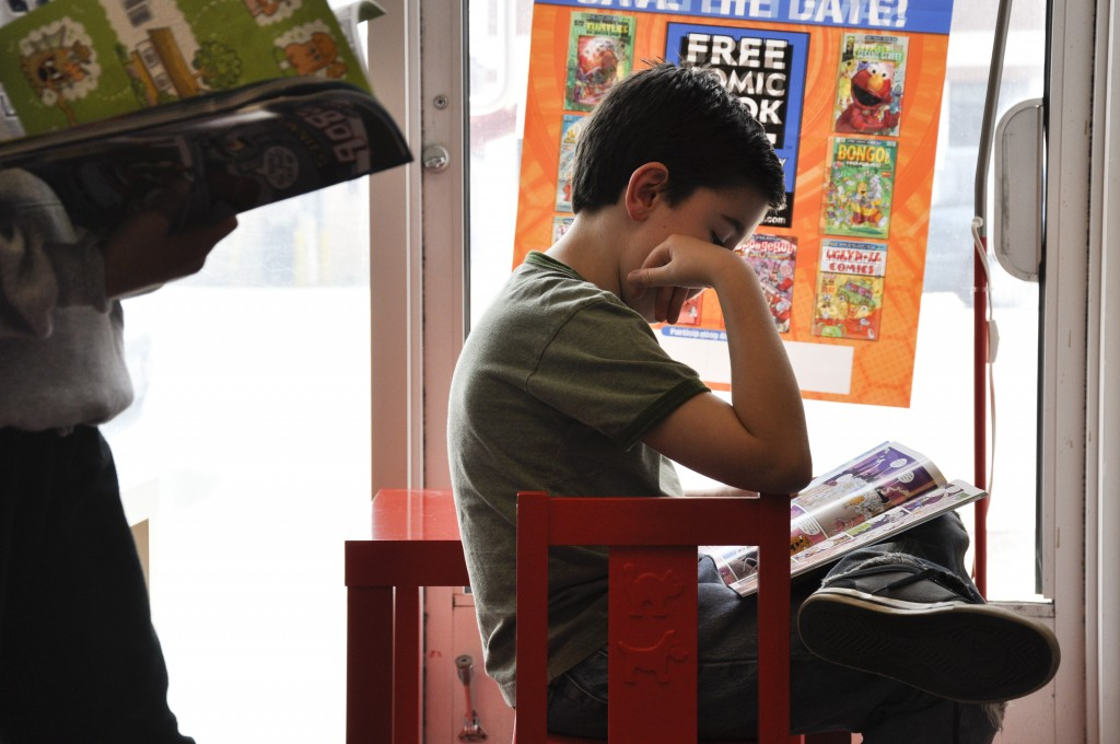 Challengers Comics + Conversation, 2013