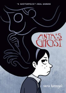 Anya's Ghost, Vera Brosgol, First Second, 2011