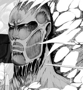Attack on Titan 60-meter class Titan, Hajime Isayama, Kodansha
