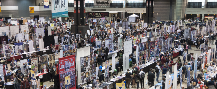 C2E2 2015: An Overview in Photos Part II