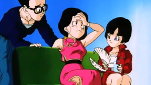 Chi Chi, Dragon Ball GT anime, OLM & Toriyama