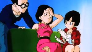 Chi Chi, Dragon Ball GT anime, OLM & Toriyama