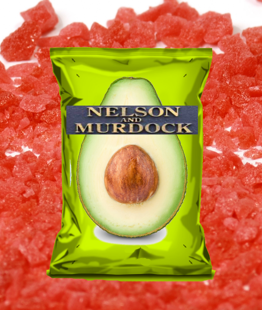 Nelson and Murdock, avocados at law, by Al