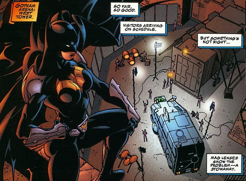 Elseworlds Finest: Supergirl & Batgirl (1998) DC Comics - Writer: Barbara Kesel, Penciller: Matt Haley, Inker: Tom Simmons, Colorist: Moose Baumann, Letterer: Bill Oakley, Editor: Mike Carlin