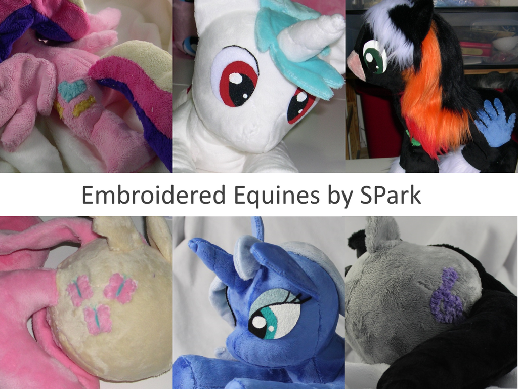 Kickstarter of the Week: Embroidered Equines
