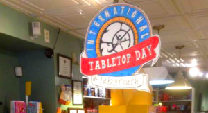 TableTop Day: Bringing Board Games to the Streets