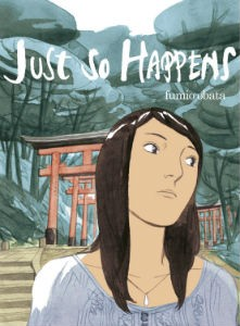 Just So Happens, Fumi Obata, Jonathan Cape, 2014