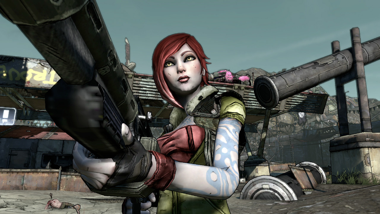 Scary, Magical Women: Lilith of Borderlands