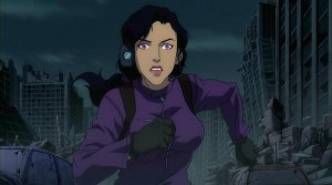 Lois Lane. Flashpoint Paradox. Movie.