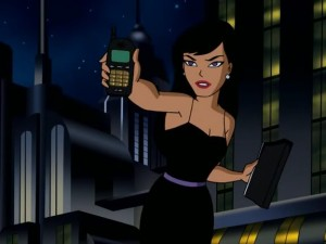Lois Lane. Superman (1996-2000). Animated Series. TV. DC Comics.