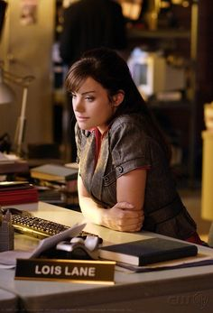 Lois Lane. Erica Durance. Smallville (2001–2011). DC Comics. The CW.