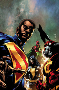 Multiversity issue 1 cover