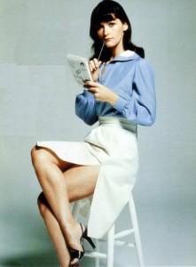 Margot Kidder. Lois Lane. 1978 Superman. Movie.