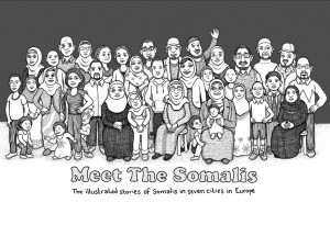 Meet The Somalis, Benjamin Dix and Lindsay Pollock, Open Foundation Society, 2013