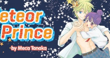 Meteor Prince, Volume 1, Meca Tanaka