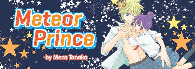 Stars, Soulmates, and Shoujo: Meteor Prince Volume 1