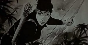 Her Name is Modesty … Modesty Blaise