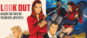 Scarlett Couture #1 by Des Taylor | Titan Comics (2015)