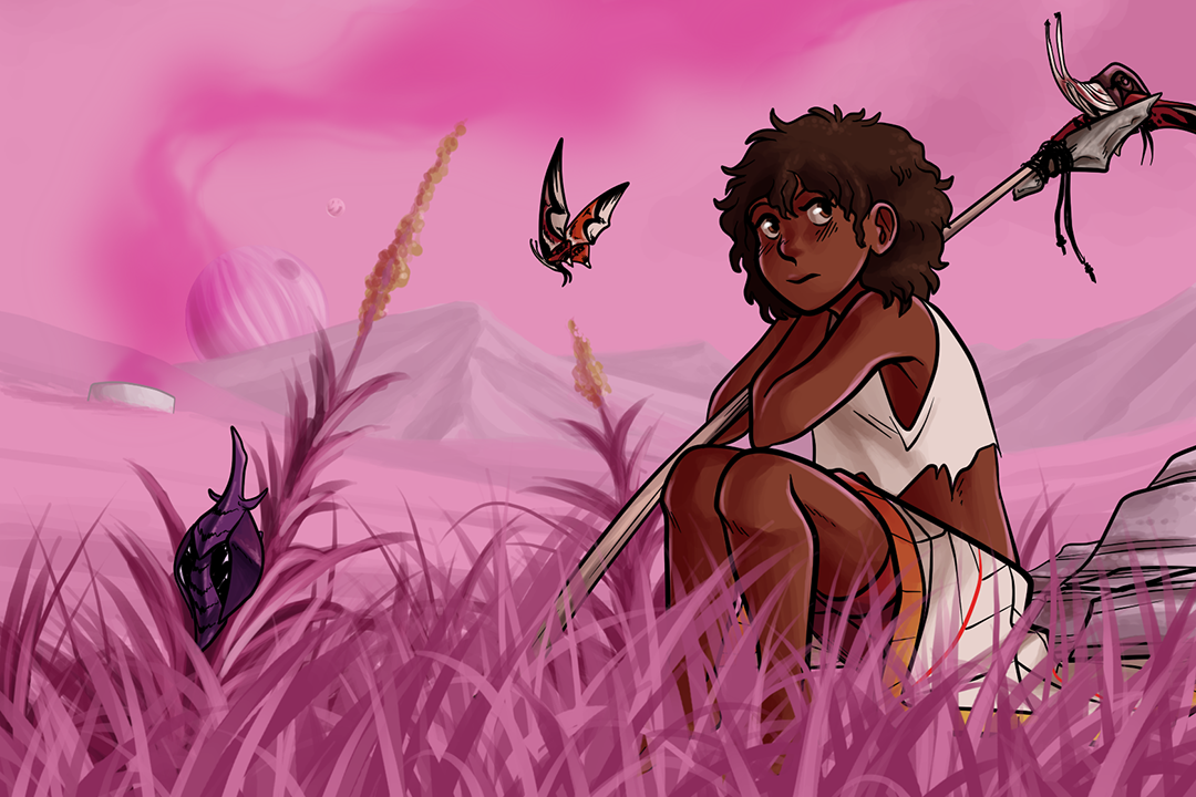 Bug Girl: An Interview with The Last Cowboy's Zoe Coughlin