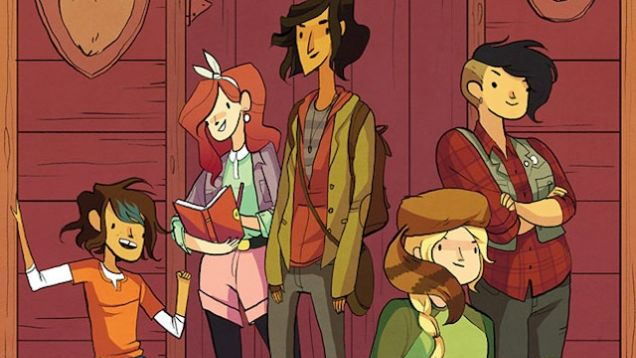 Lumberjanes Big Screen Adaptation in the Works