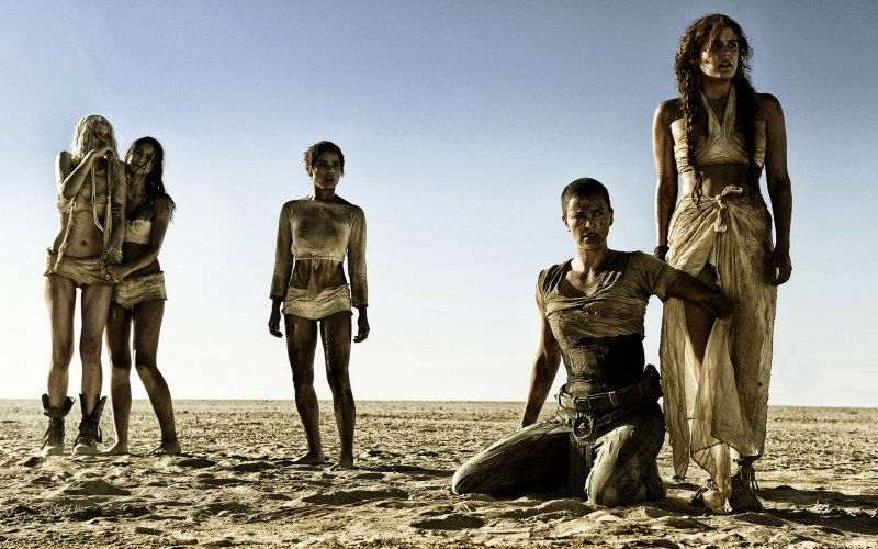 Fury Road as Feminism or Strong Female Characters ™