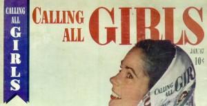 Calling All Girls, Parents' Magazine Publication Office, January 1948, digital comics museum