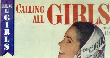 Calling All Girls, Parents' Magazine Publication Office, January 1948, digital comics museum