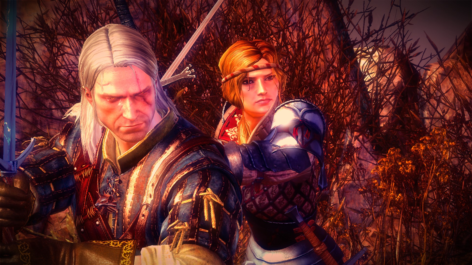 Witcher Diaries #3: Damsels in Distress