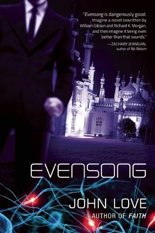 Evensong, John Love, Nightshade Books, 2015