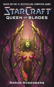 Queen of Blades Aaron Rosenberg Pocket Star 2007