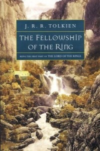 Thr Lord of the Rings JRR Tolkien Houghton Mifflin Harcourt 1999