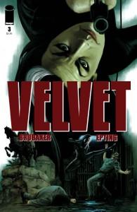 Velvet #3, Image Comics, Jan 2014